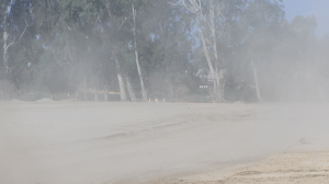Commercial Dust Control For Residential Construction Project