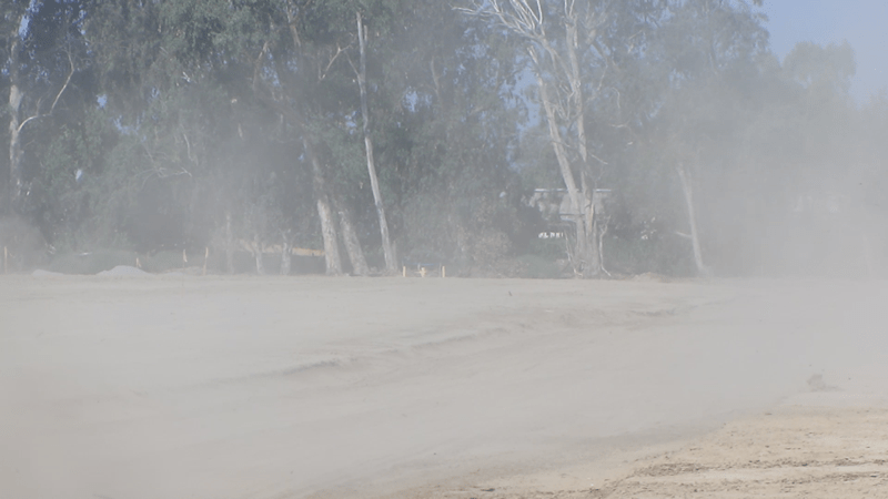 Dust Control Image