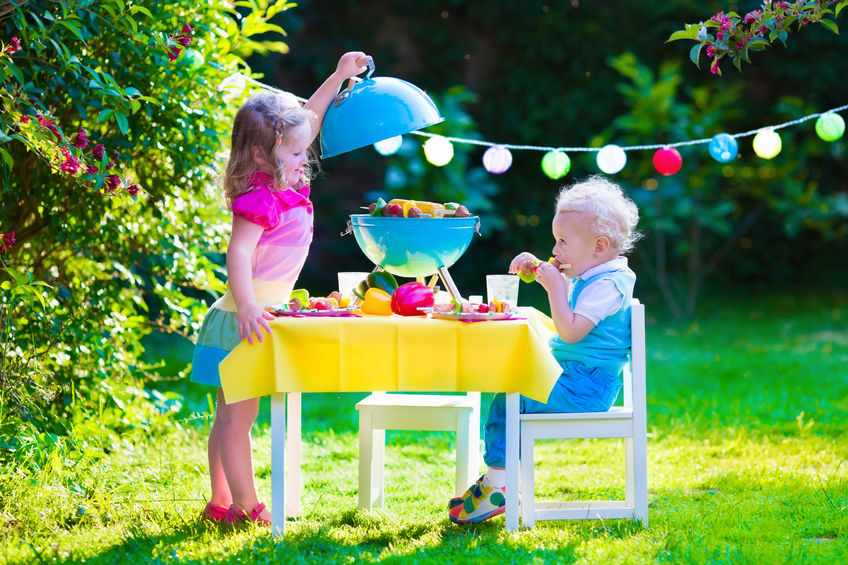 Backyard Fun Ideas Image